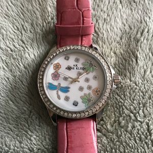 Accessories - Anne Klein watch pink